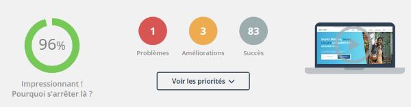 Lelynx.fr utilisateur de Dareboost