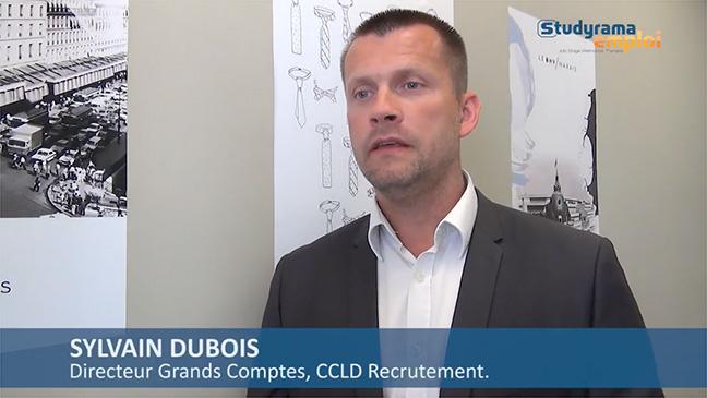 Sylvain Dubois, Directeur Grands Comptes - CCLD Recrutement, donne ses conseils pour réussir cette étape clé du recrutement.